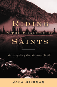 Riding in the Shadow of the Saints book cover