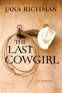 "Jana Richman ""The Last Cowgirl"" Cover"